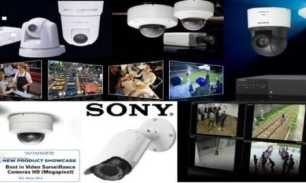 SONY Security Camera