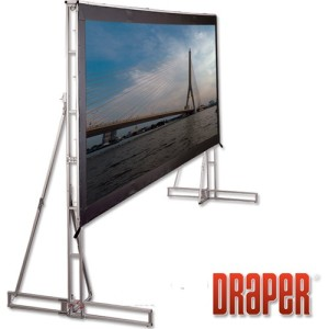 Draper screen proyektor murah