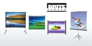 brite screen proyektor murah