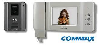 intercom commax distributor