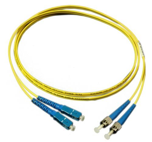 Patch Cord SM ST-SC 3m