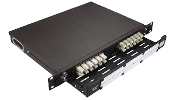 Rosenberger 1HU Fiber Patch Panel