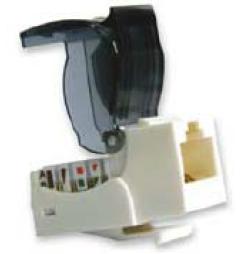 Rosenberger Modular Jack CP31-12C-11