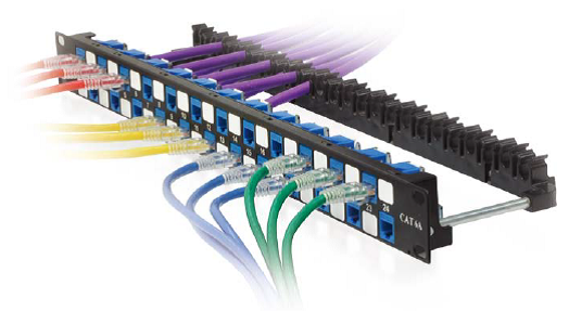 Rpsenberger Patch Panel Cat6A