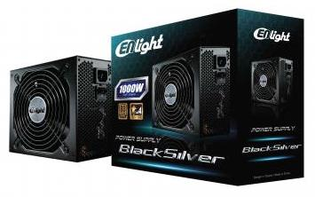 Enlight Black Silver 1000 Watts
