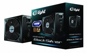 Enlight Black Silver 500 Watts