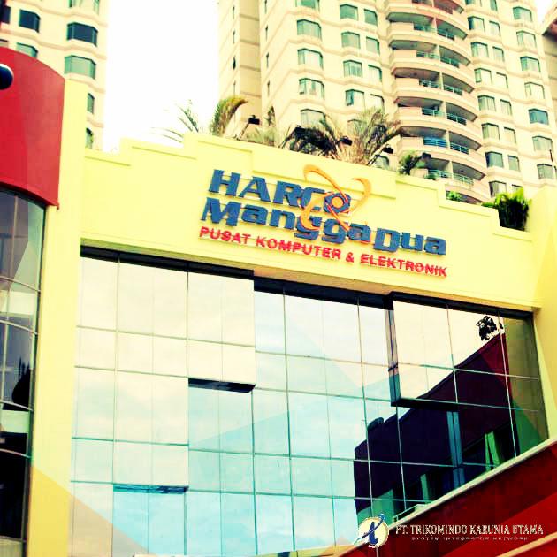 alamat kantor toko trikomindo harco mangga dua